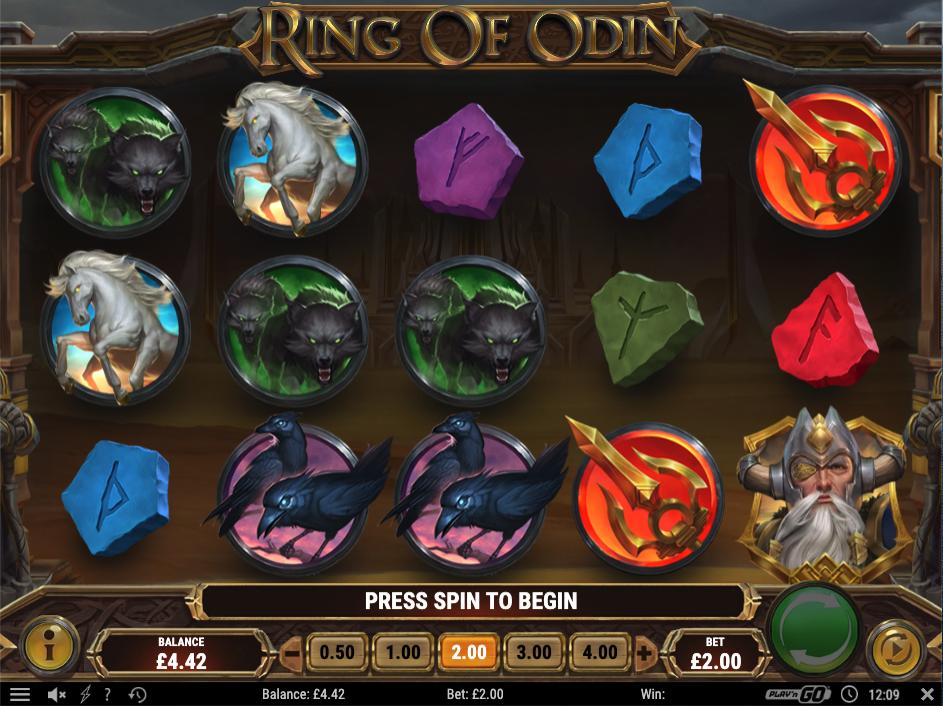 ring of odin screenshot