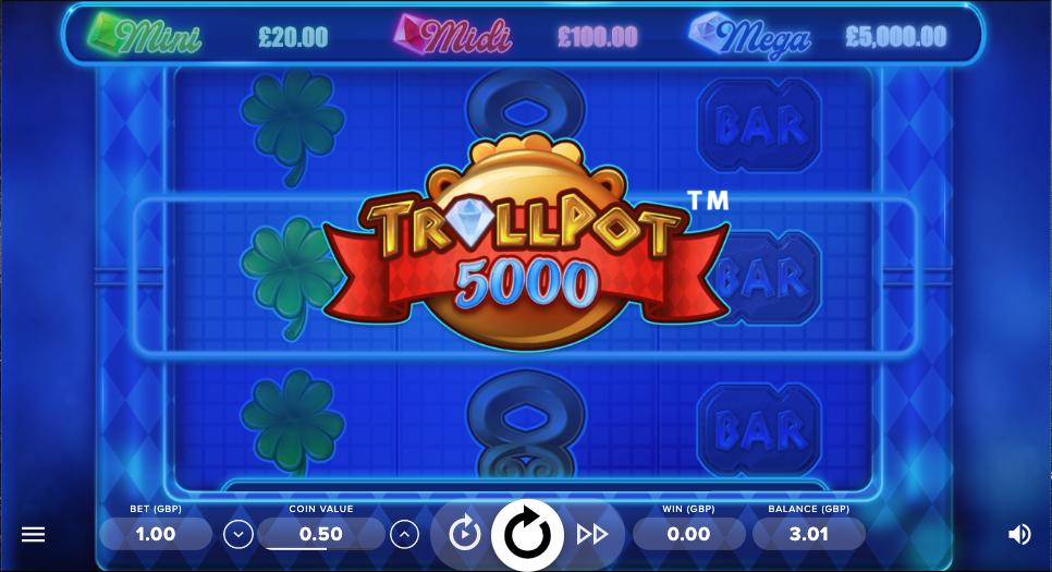 trollpot 5000 screenshot
