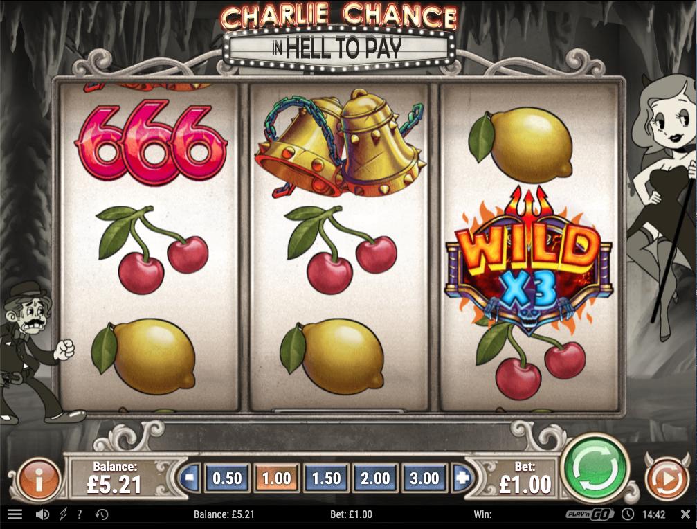 charlie chance screenshot