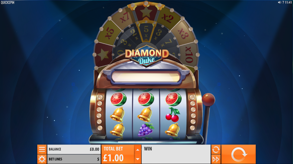 diamond duke screenshot