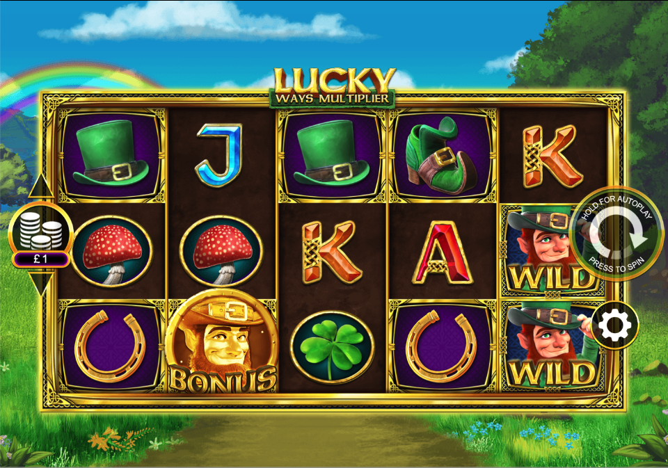 lucky ways multiplier screenshot