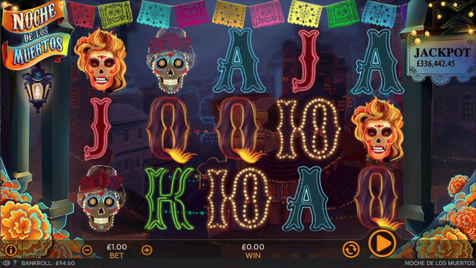 noche de los muertos screenshot
