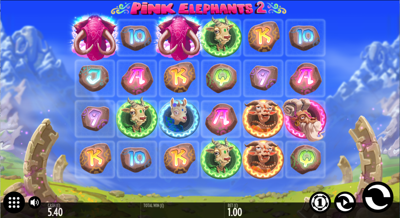 pink elephants 2 screenshot