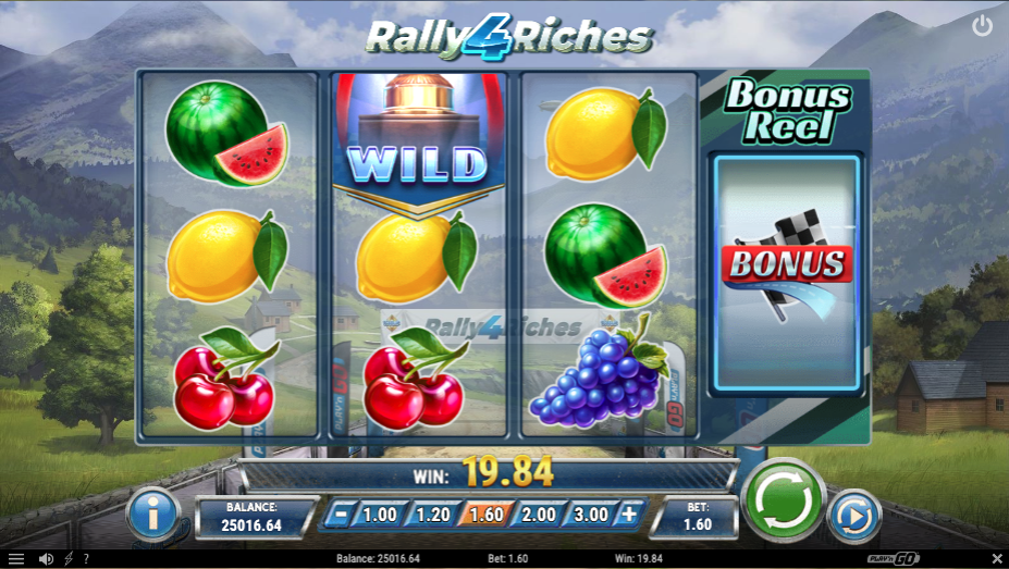 rally 4 riches screenshot