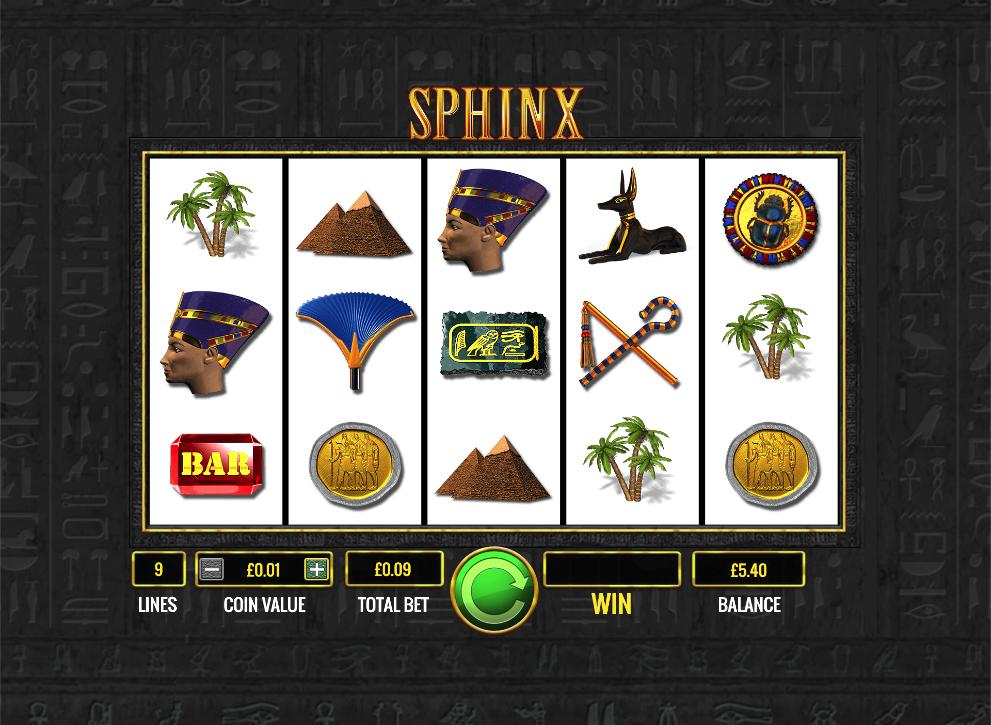 sphinx screenshot