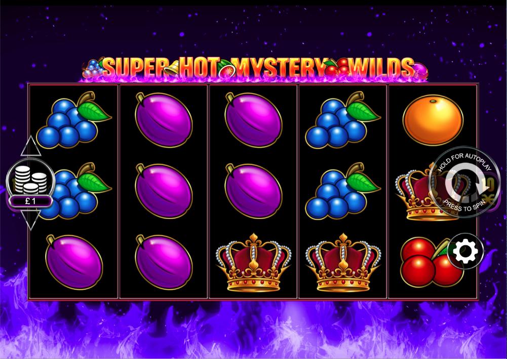 super hot mystery wilds screenshot