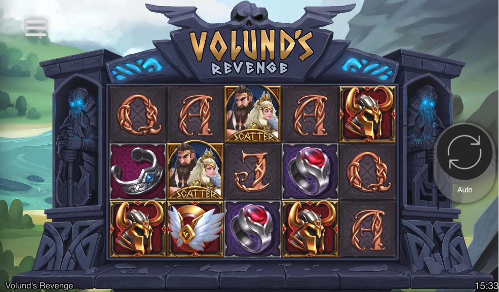 volunds revenge screenshot