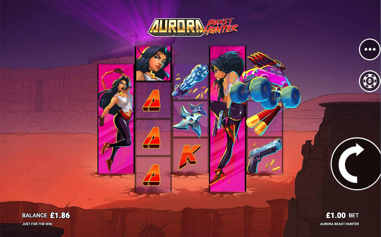 aurora beast hunter screenshot