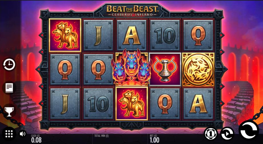 beat the beast cerberus inferno screenshot
