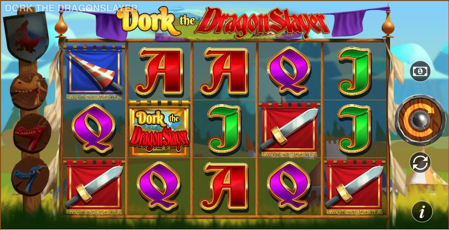 dork the dragon slayer screenshot