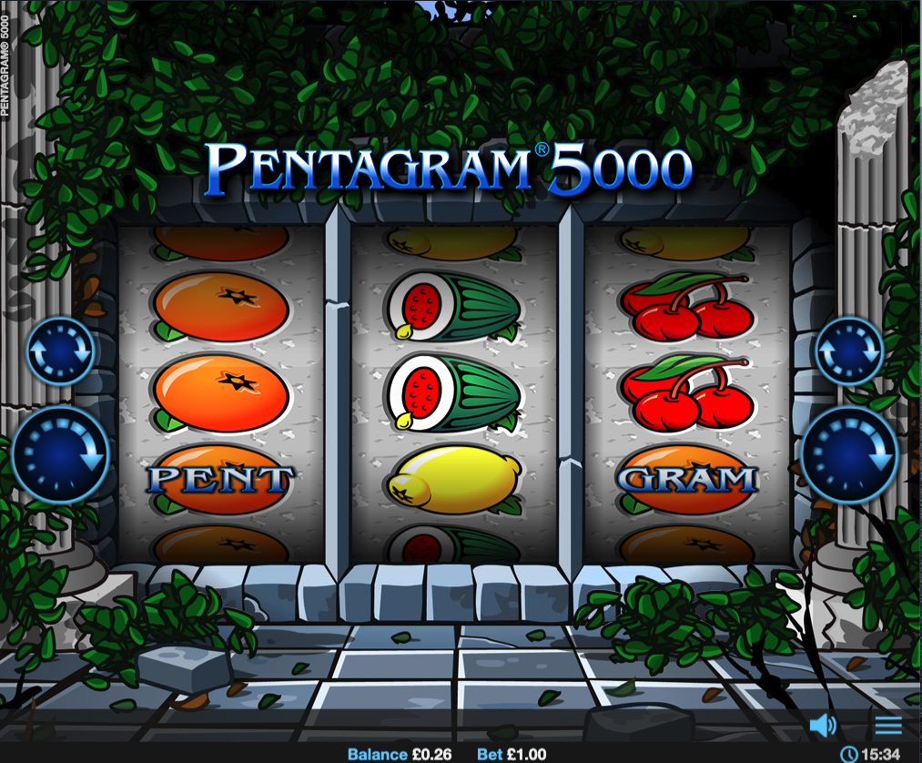 pentagram 5000 screenshot