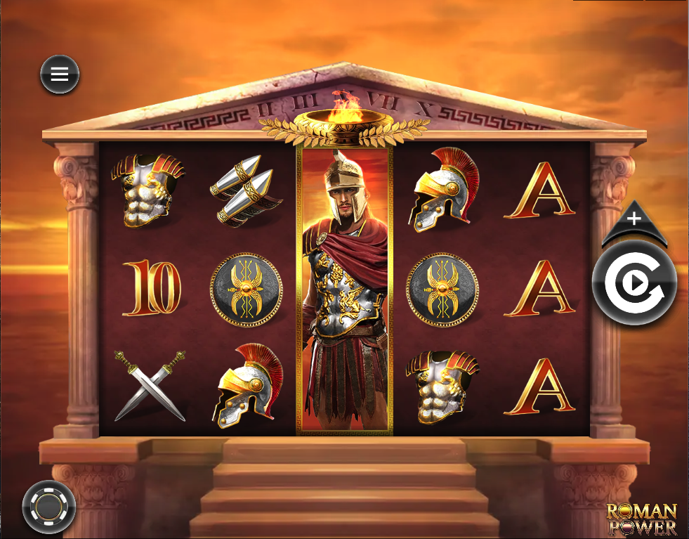 roman power screenshot