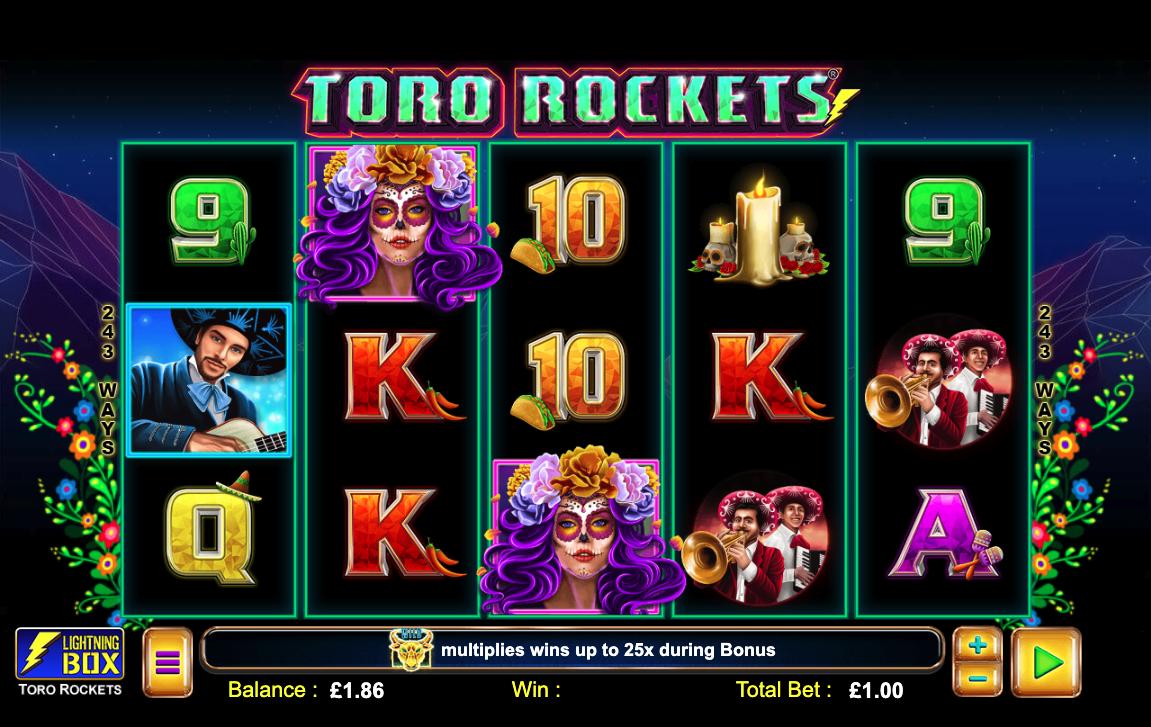 toro rockets screenshot