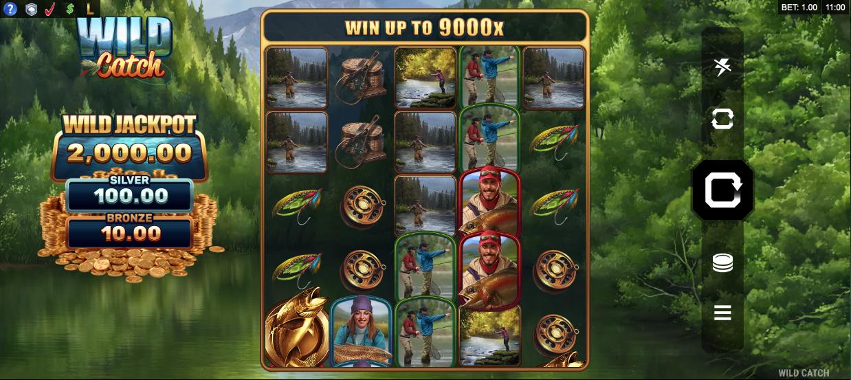 wild catch screenshot