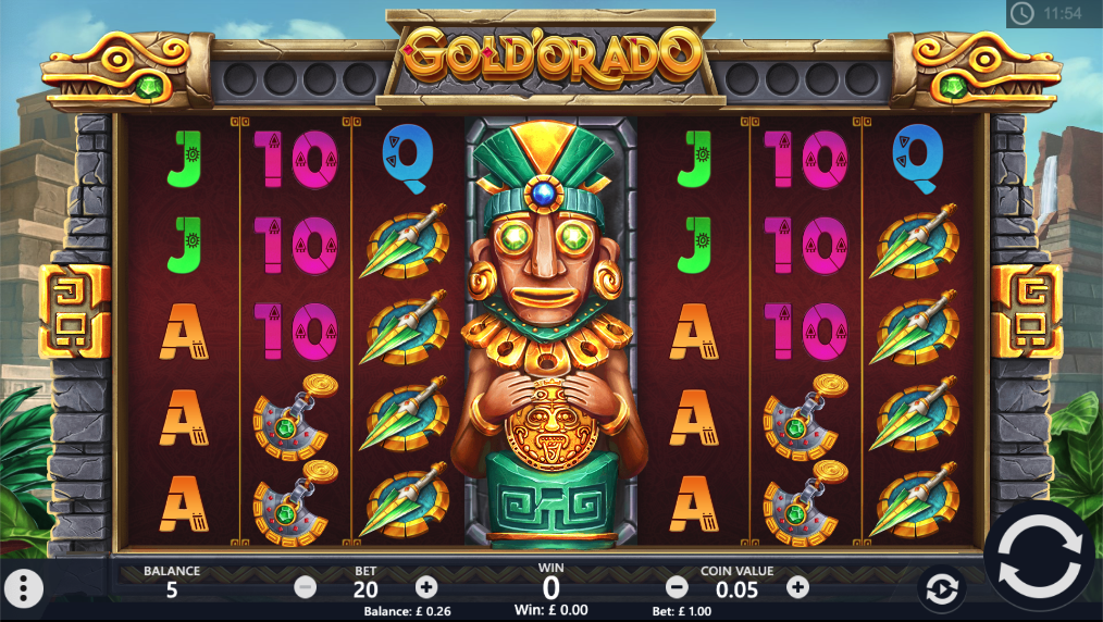 goldorado screenshot