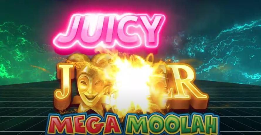 juicy joker mega moolah preview