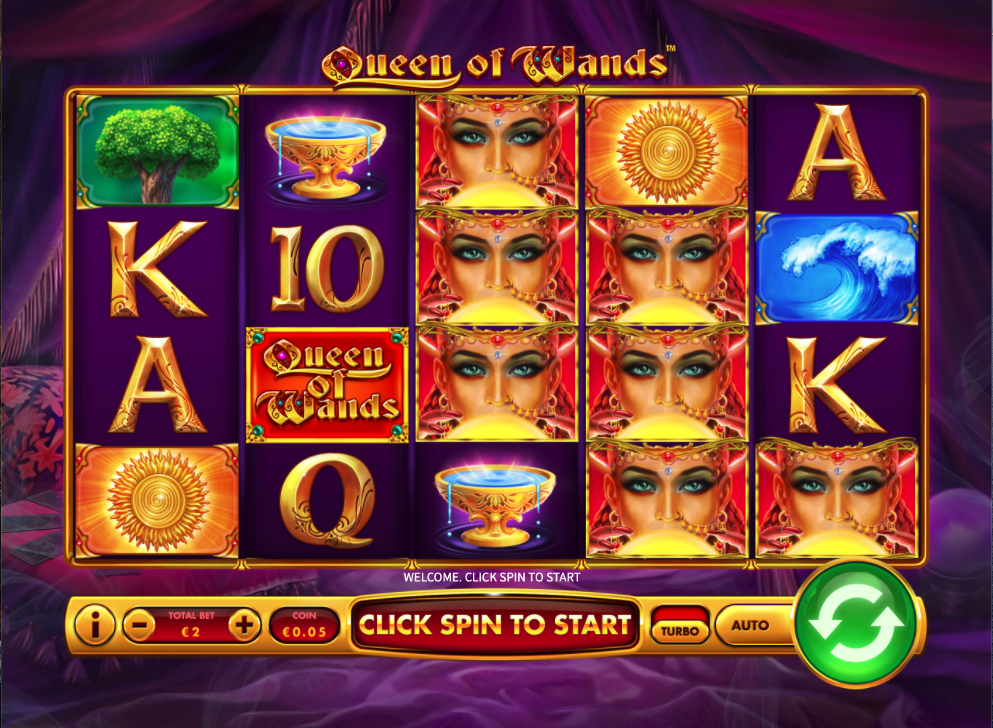queen of wands screenshot
