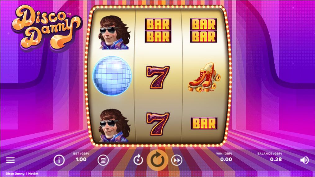disco danny screenshot