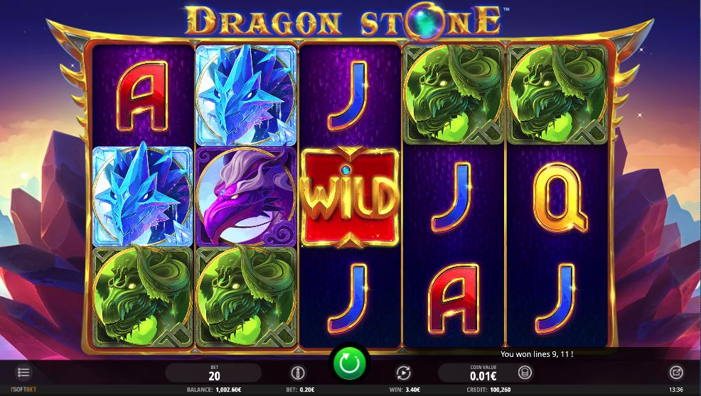 dragon stone screenshot