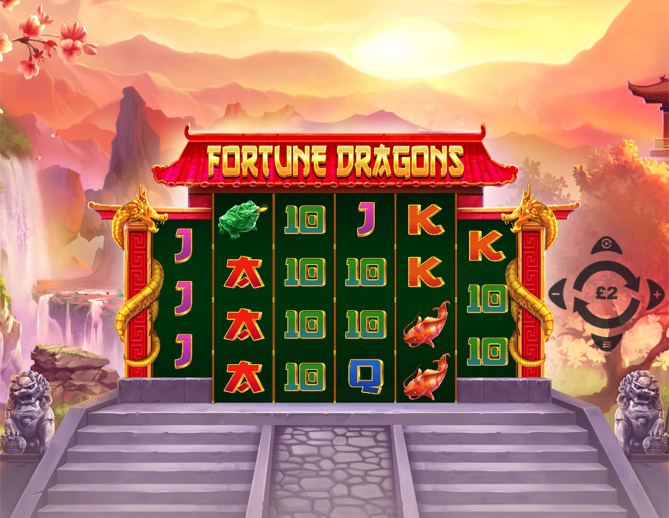 fortune dragons screenshot