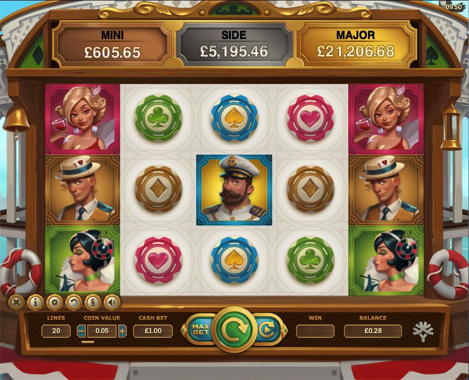 jackpot express screenshot