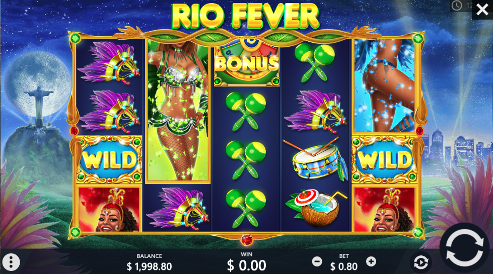 rio fever screenshot