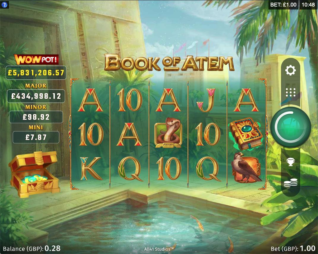 book of stem wow-or screenshot