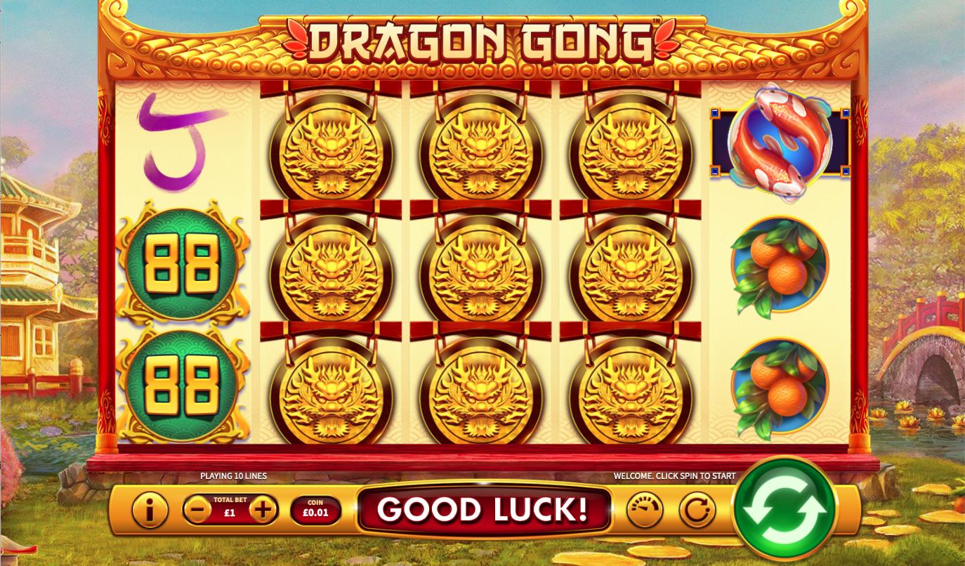 dragon gong screenshot