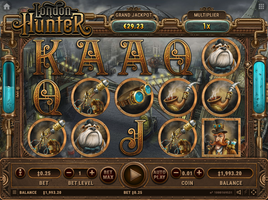 London hunter screenshot