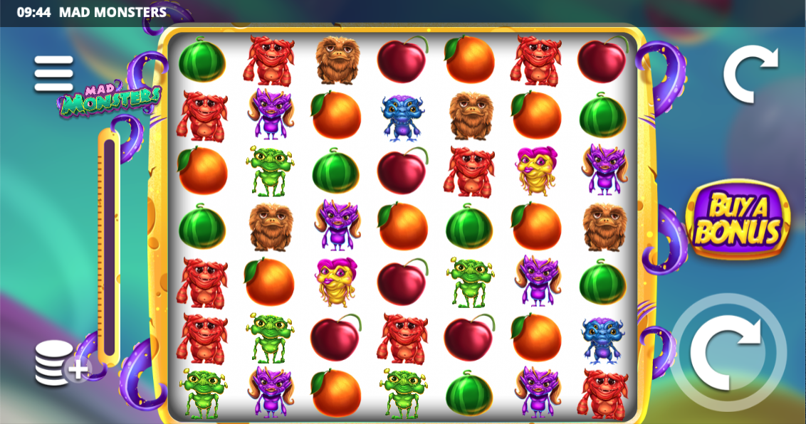 mad monsters screenshot