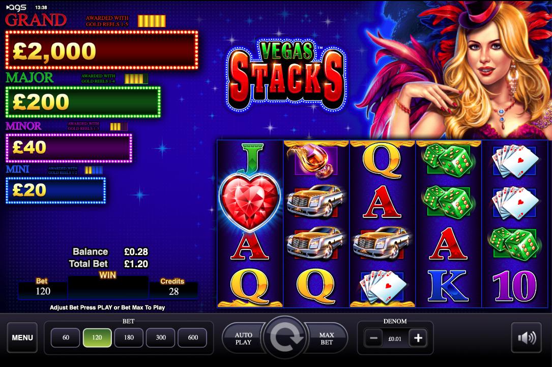 vegas stacks screenshot