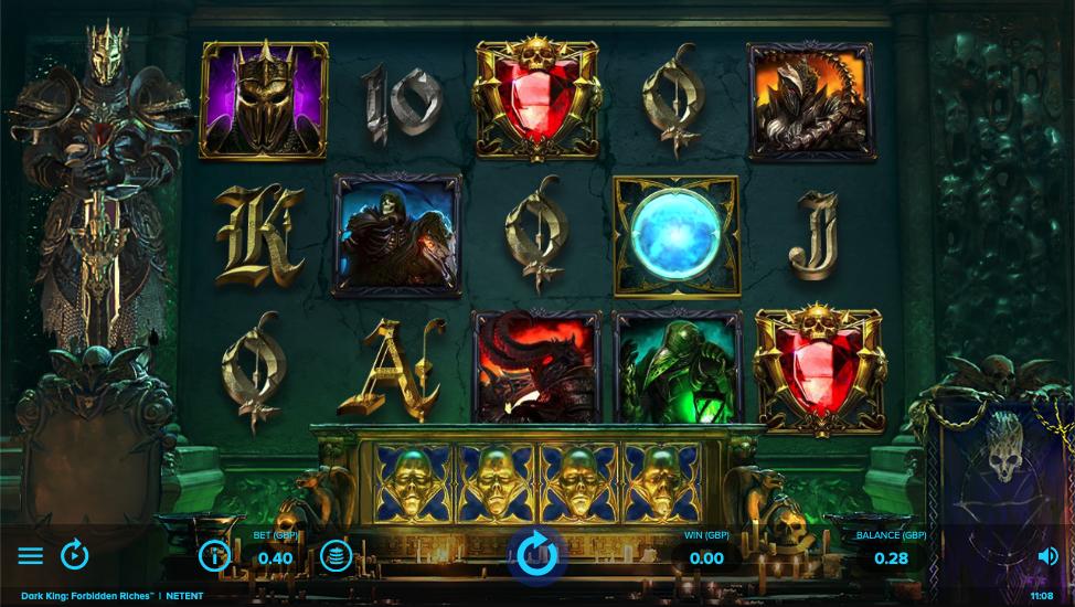 dark king forbidden riches screenshot