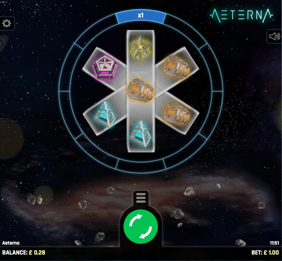 aeterna screenshot