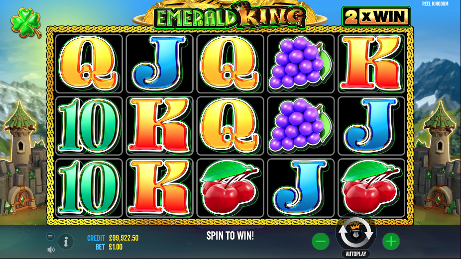 emerald king screenshot