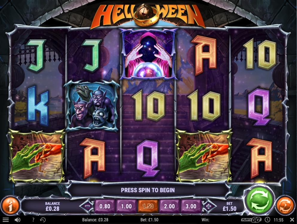 Helloween screenshot
