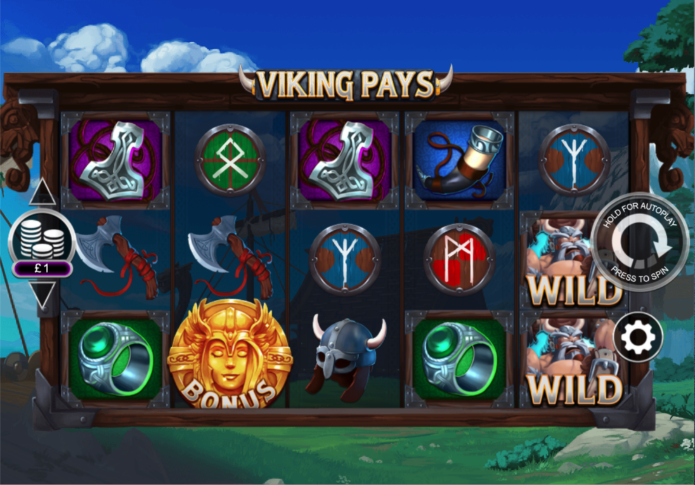 viking pays screenshot