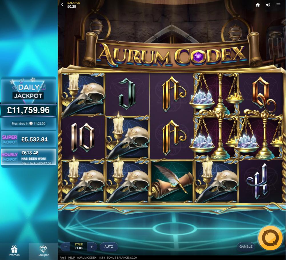 durum codex screenshot