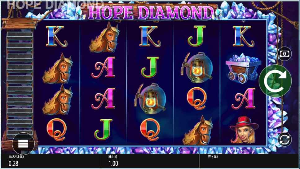 hope diamond screenshot