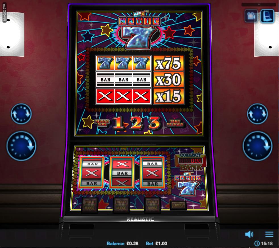 magic 7 screenshot