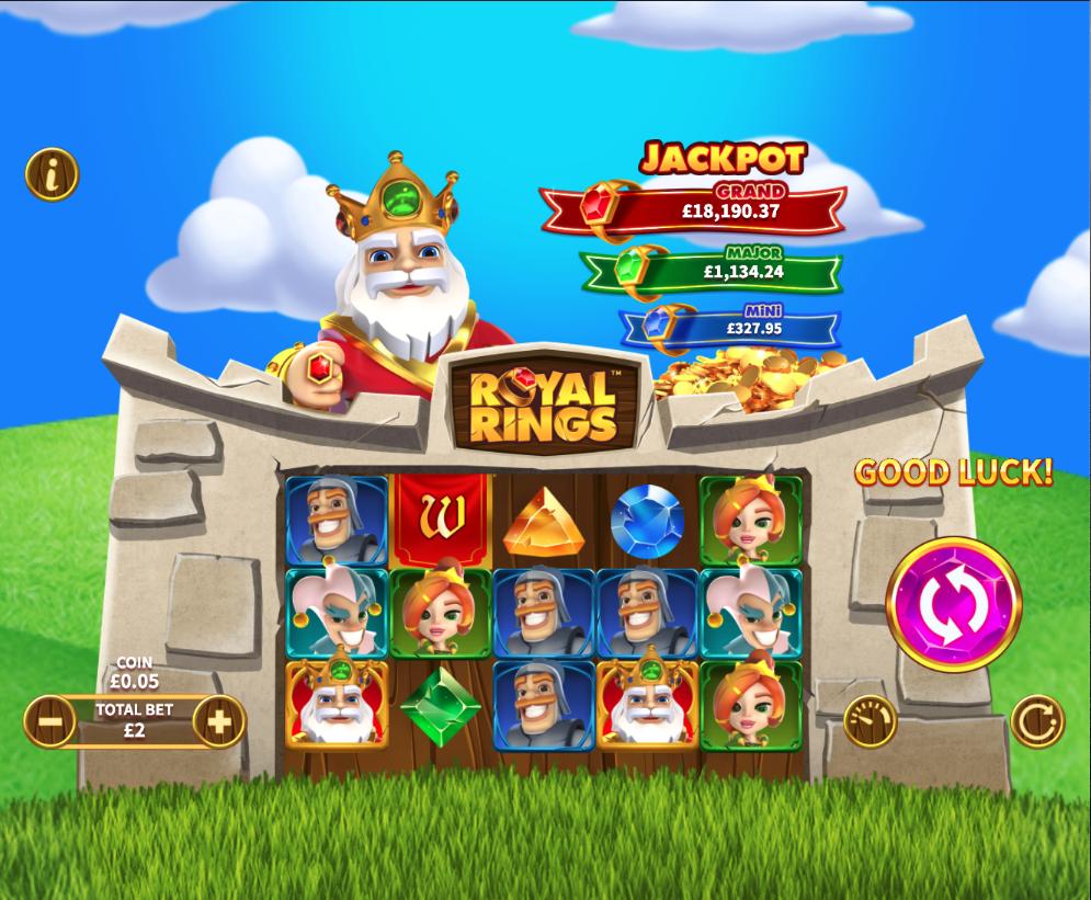 royal rings screenshot