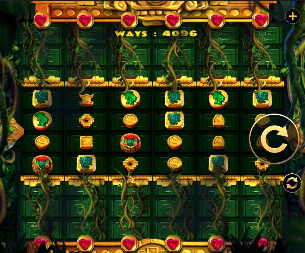 kingdom of gold mystic ways screenshot