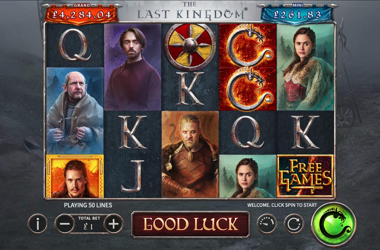 the last kingdom screenshot