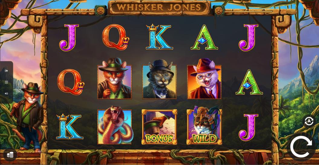 whisker jones screenshot