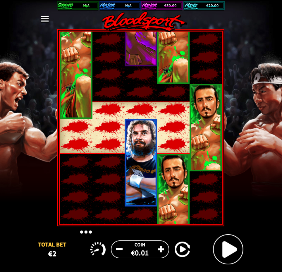bloodsport screenshot
