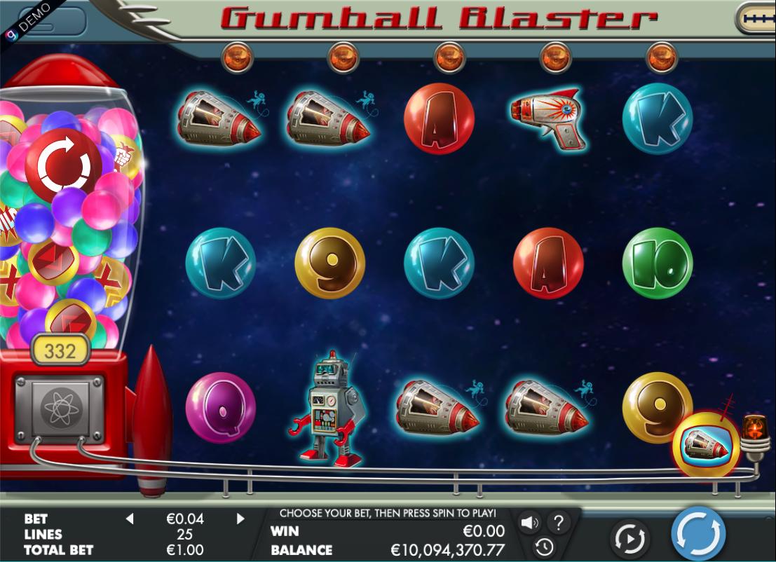 Gumball blaster screenshot