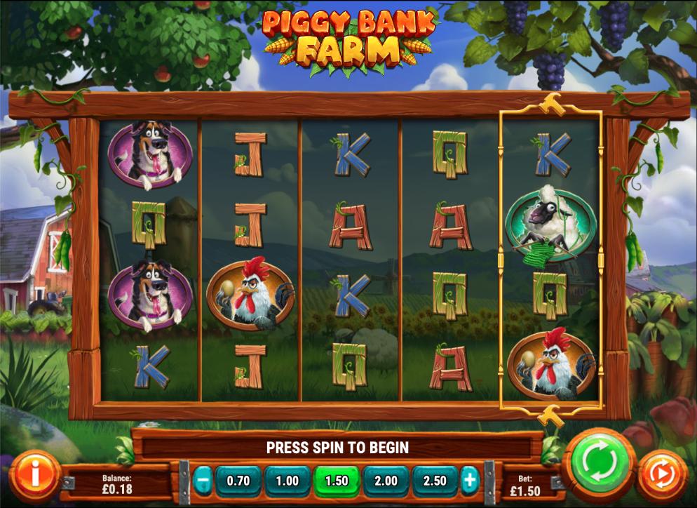 piggy bank farm screenshot
