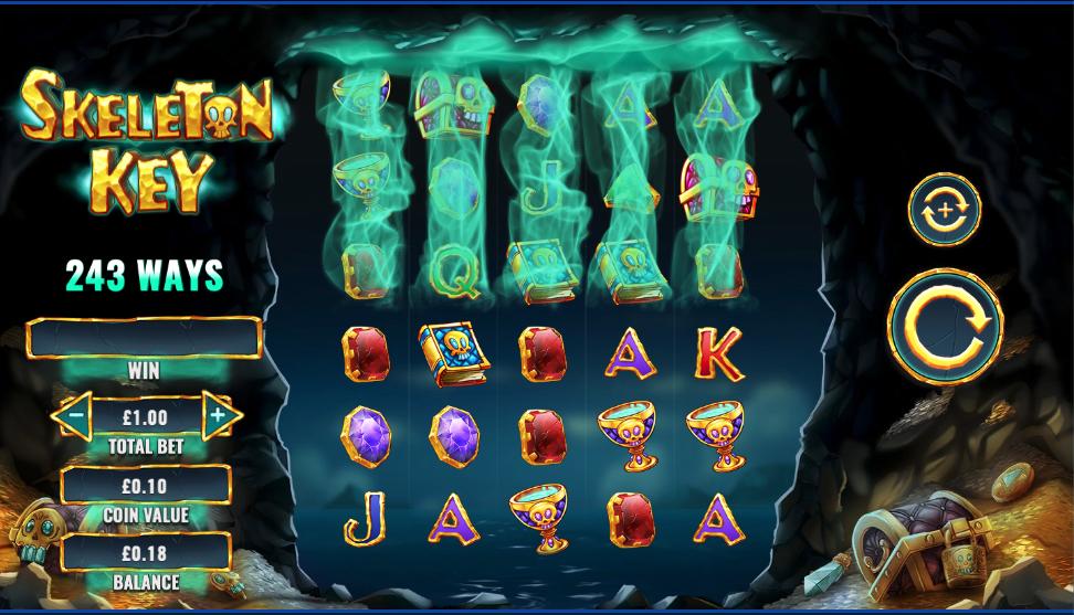 skeleton key screenshot