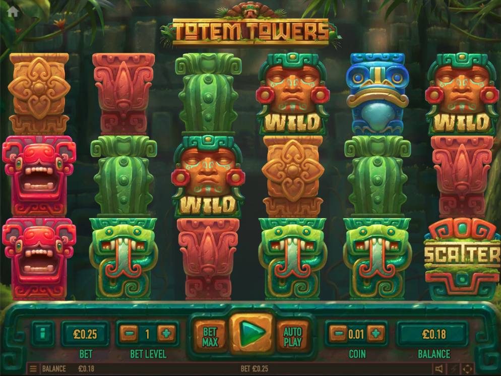 totem towers screenshot