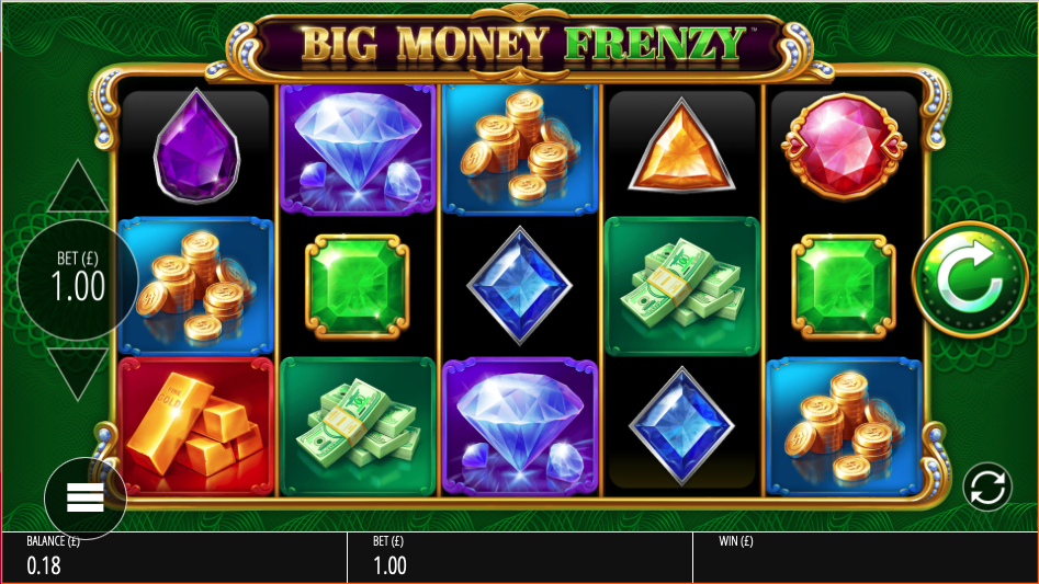 big money frenzy screenshot