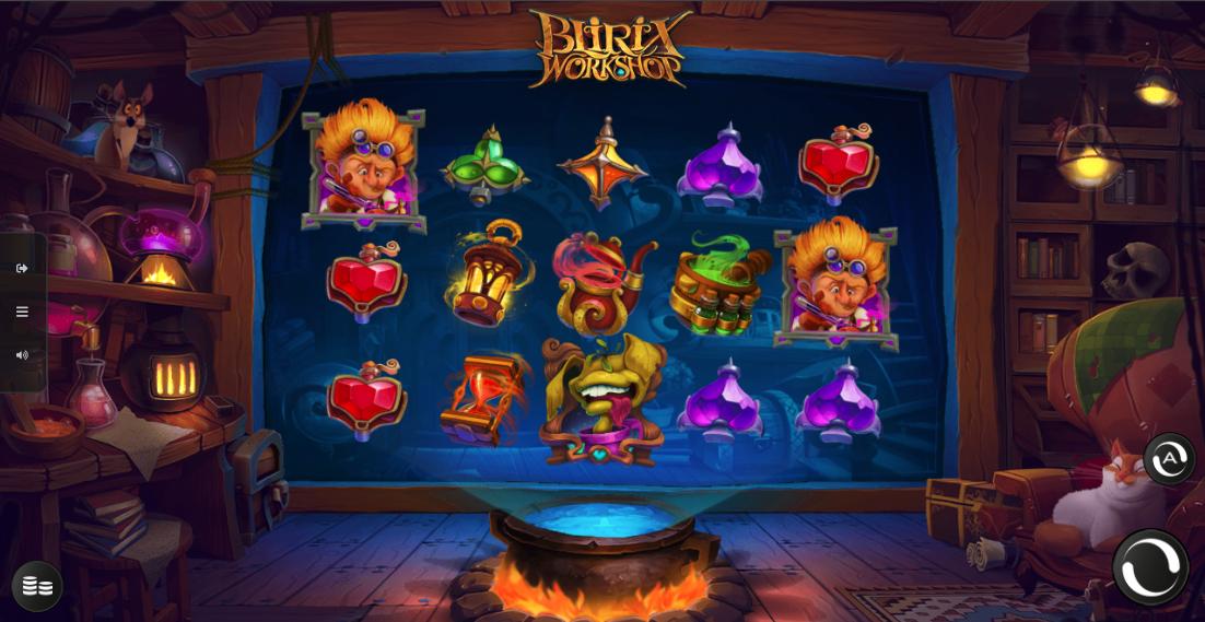 Blirix workshop screenshot